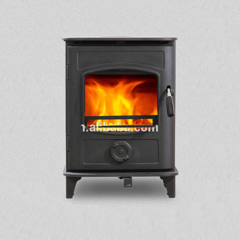 Modern Ce Defra Epa Ul Ulc, Cast Iron Wood Burning Stove Fireplace
